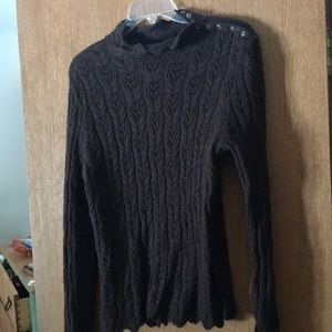 Chaps sweater size large